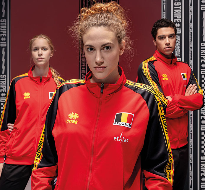 belgio volley